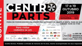 Centro Parts - Feira de Fornecedores da Indústria Automotiva